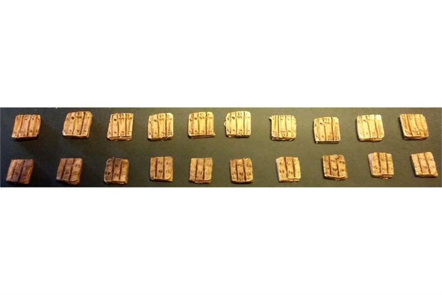 Goblian Wood Shields (20 Shields)