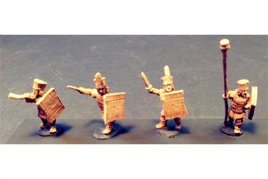 Pyramian Command (4 figures)