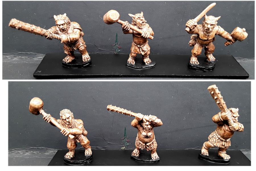 Dai Oni (6 figures)