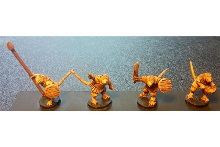 Vermian Command (4 figures)