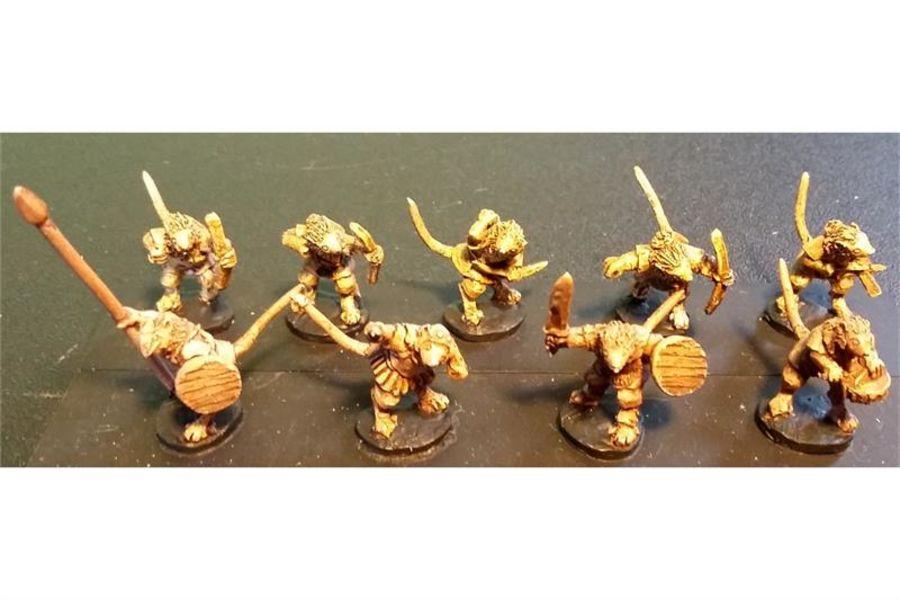 Vermian Bowmen (35 figures)