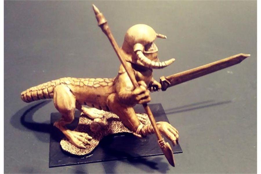 Bestian Dragonabra (1 figure)