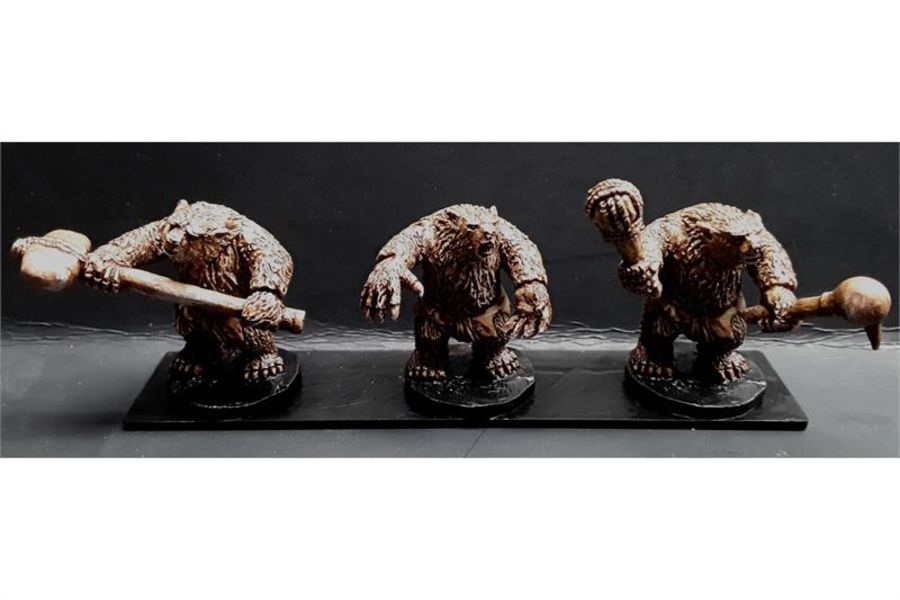 Barbarian Maulers (10 figures)