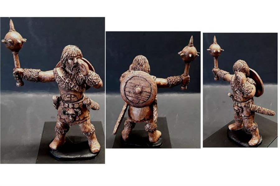 Barbarian Crag Giant (1 figures)