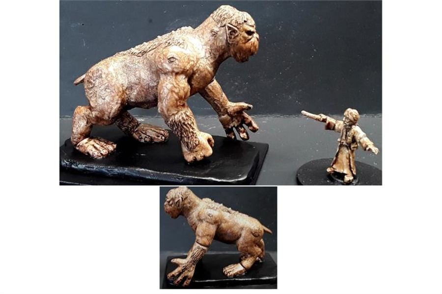 Stygian Cairn Keeper (1 figure)