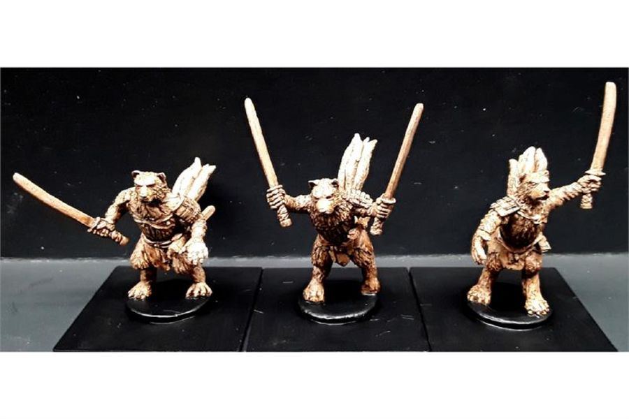 Stygian Shadow Casters (3 figures)