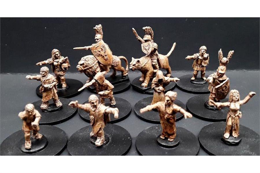 Legian Characters (12 figures)