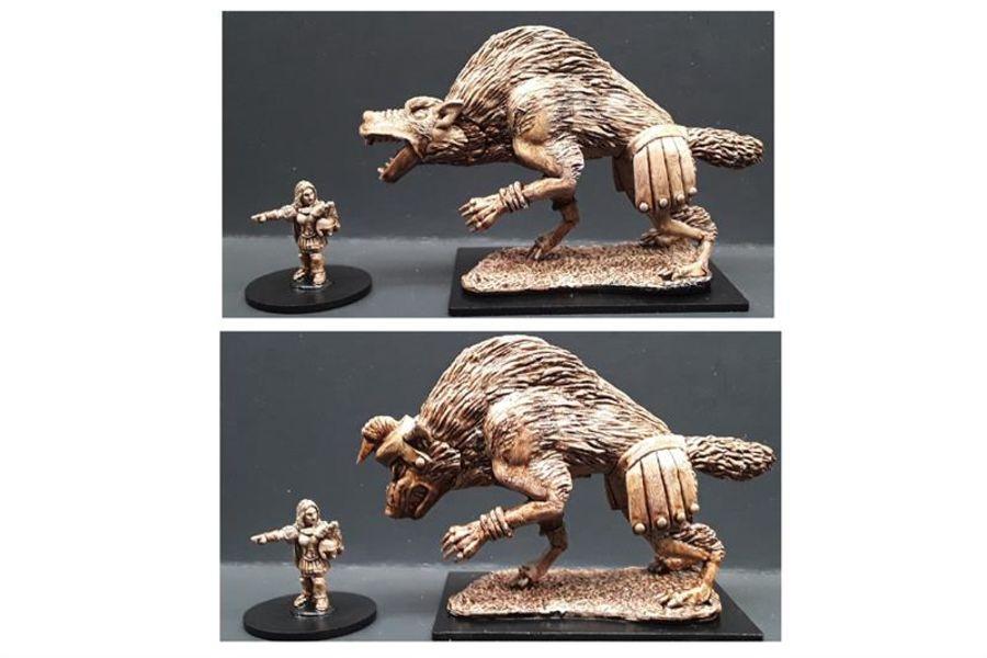 Legian Wolf Titan (1 figure)