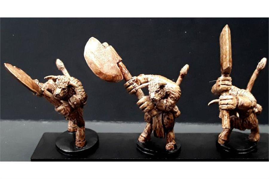 Bestian Minnites (10 figures)
