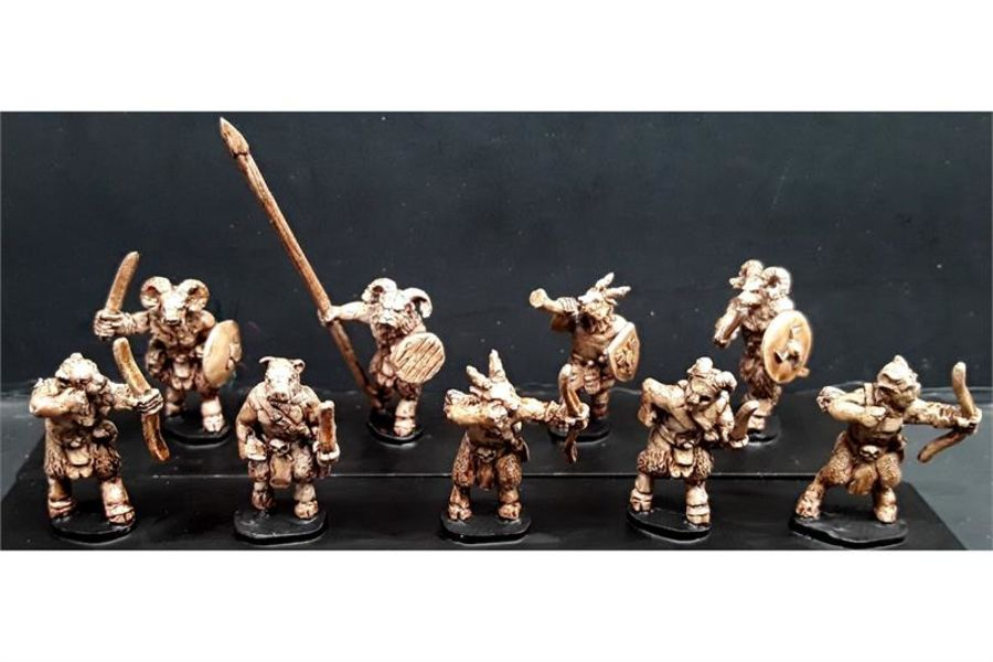 Bestian Bowmen (35 figures)