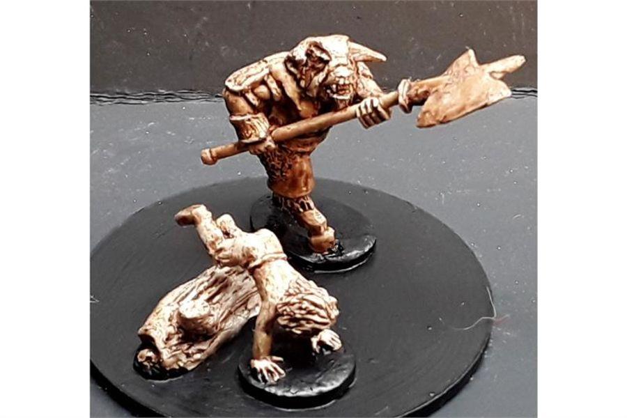 Bestian General (1 figure)