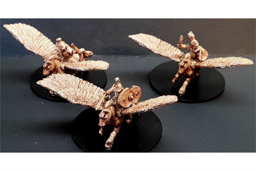 Legian Pegasus Riders (3 figures