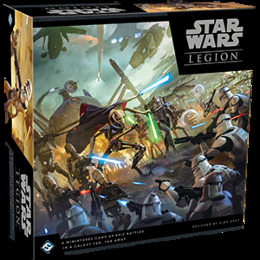 Star Wars: Legion Clone Wars Core Set