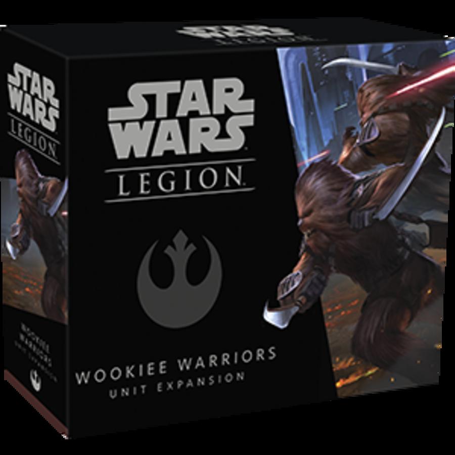 Star Wars: Legion Wookiee Warriors Unit Expansion