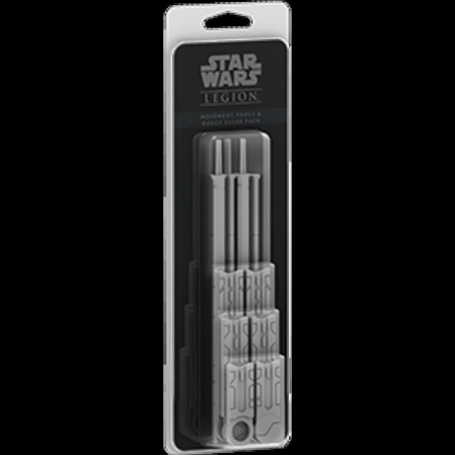 Star Wars: Legion Movement Tools & Range Ruler Pack