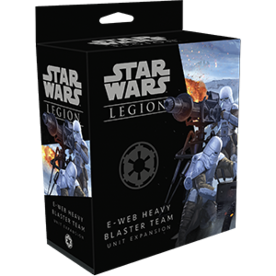 Star Wars: Legion E-Web Heavy Blaster Team Unit Expansion