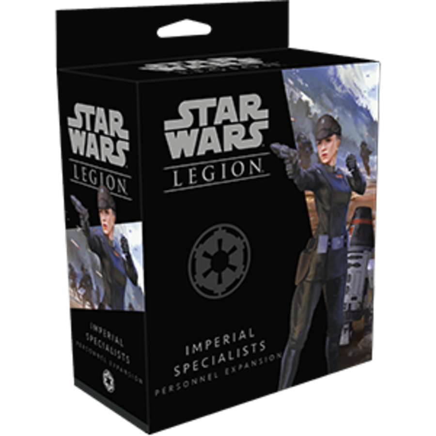 Star Wars: Legion Imperial Specialists Personnel Expansion