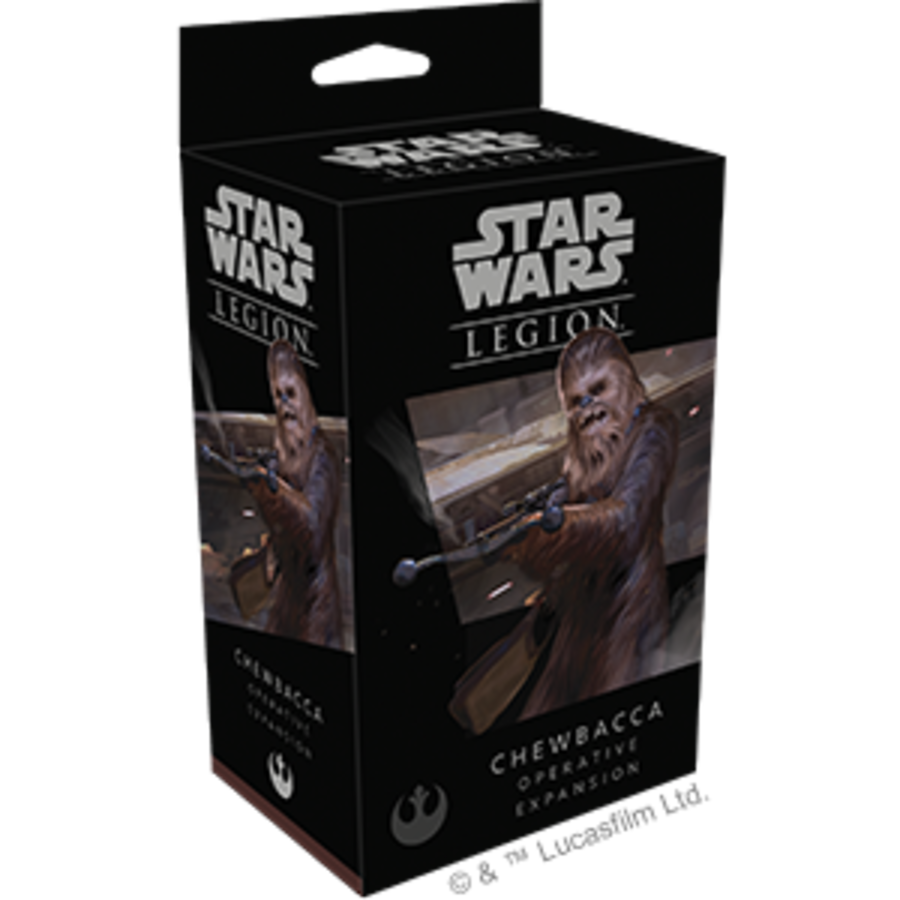 Star Wars: Legion Chewbacca Operative Expansion