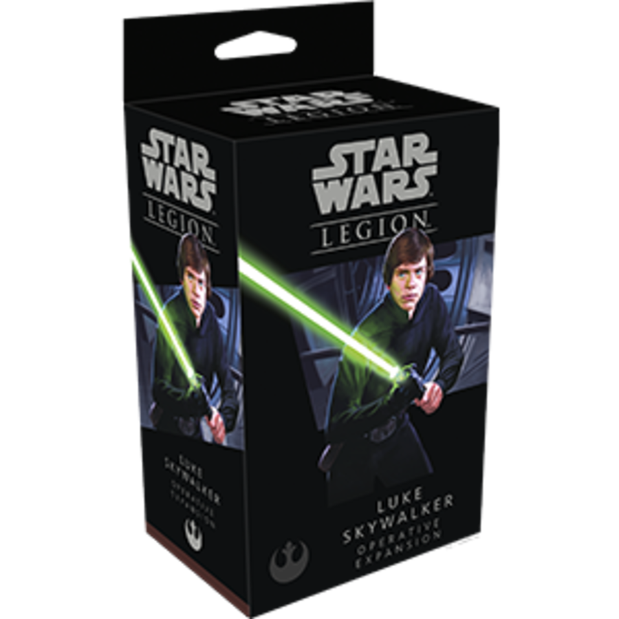 Star Wars: Legion Luke Skywalker Operative Expansion