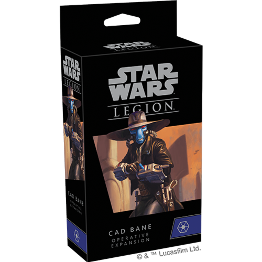 Star Wars: Legion Cad Bane Operative Expansion