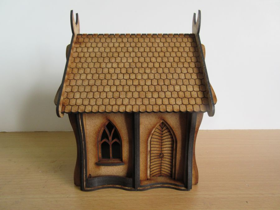 Small Elven House 28mm