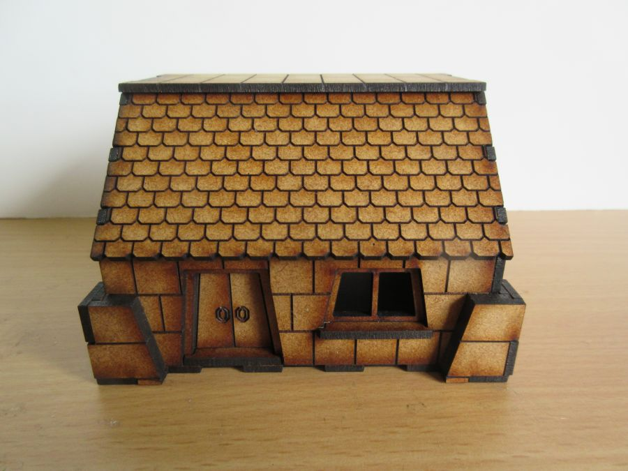 Small Dwarf House 28mm