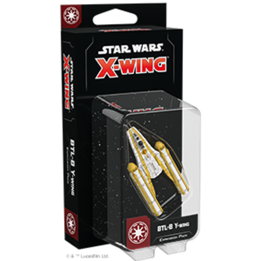 BTL-B Y-Wing Expansion Pack