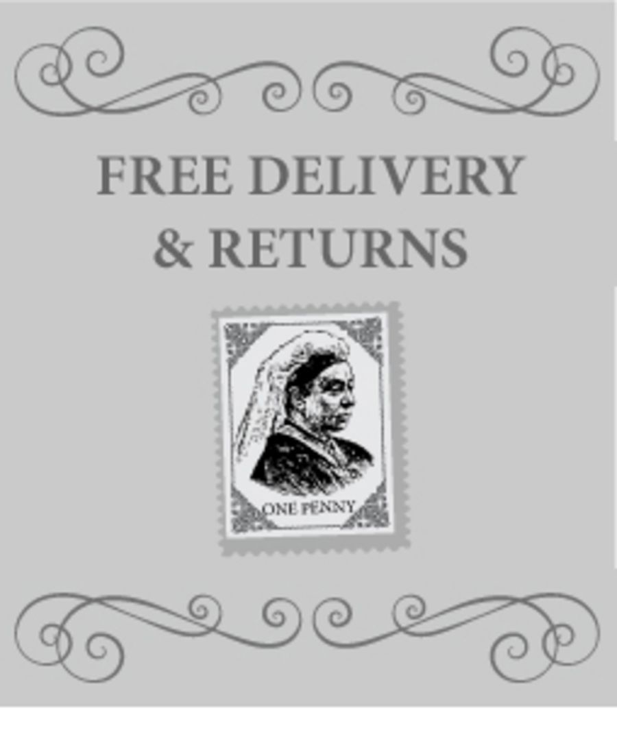 Free UK Delivery - Victoriana Ltd