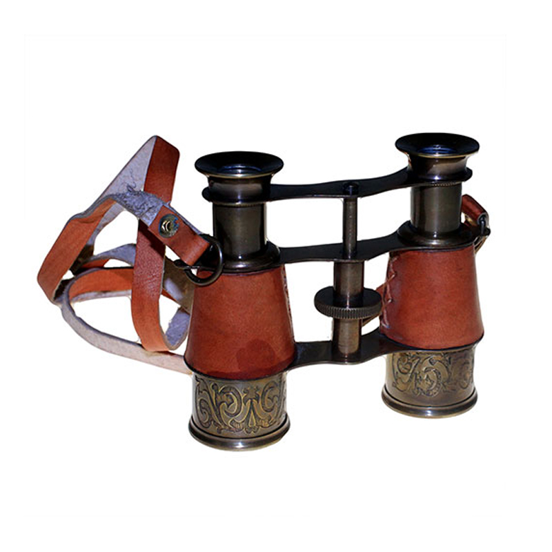 Ornate opera glasses