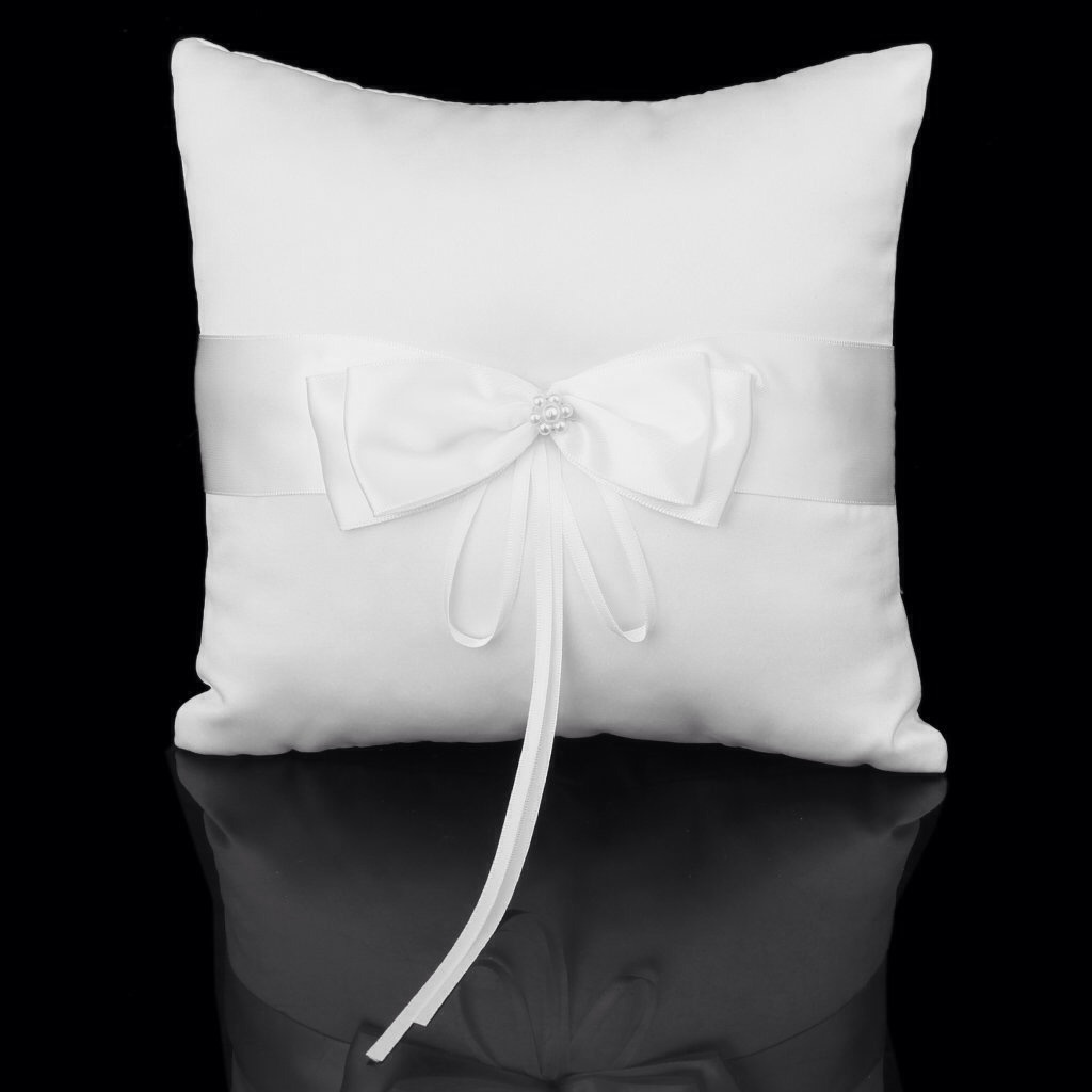 Small wedding cushion