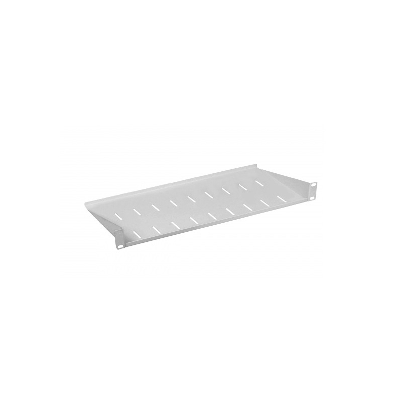 RES-1U/200 - 1U 200mm Rack equipment shelf