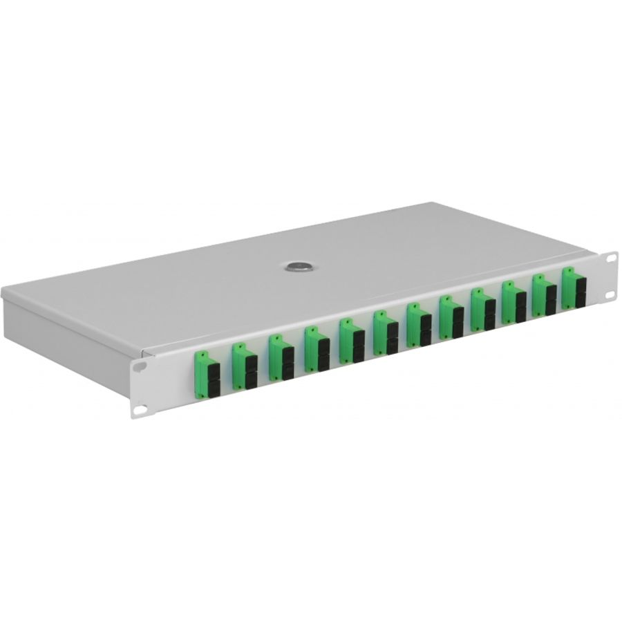 FRE-12/SC/DX Patch panel (duplex) Rack 19