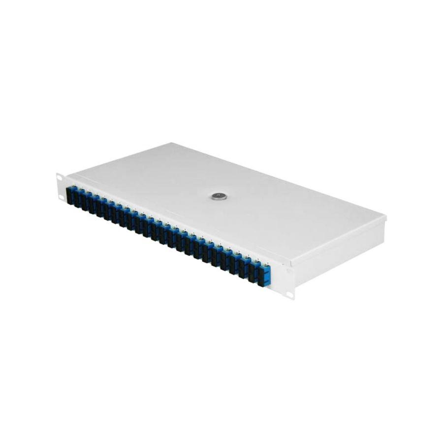 FRE-24/SC/DX Patch panel (duplex) Rack 19