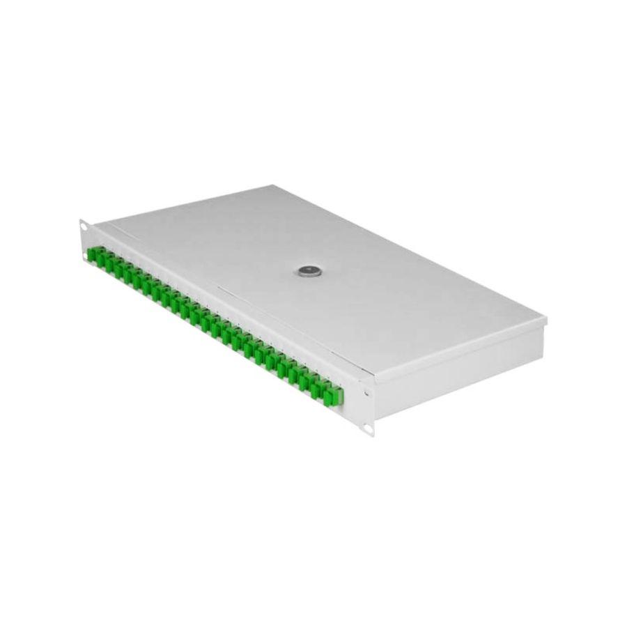 FRE-24/SC/SX Patch panel (simplex) Rack 19