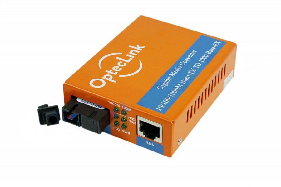 FMC-WDM1G-55/SC/SMU Singlemode 10/100/1000Mbps