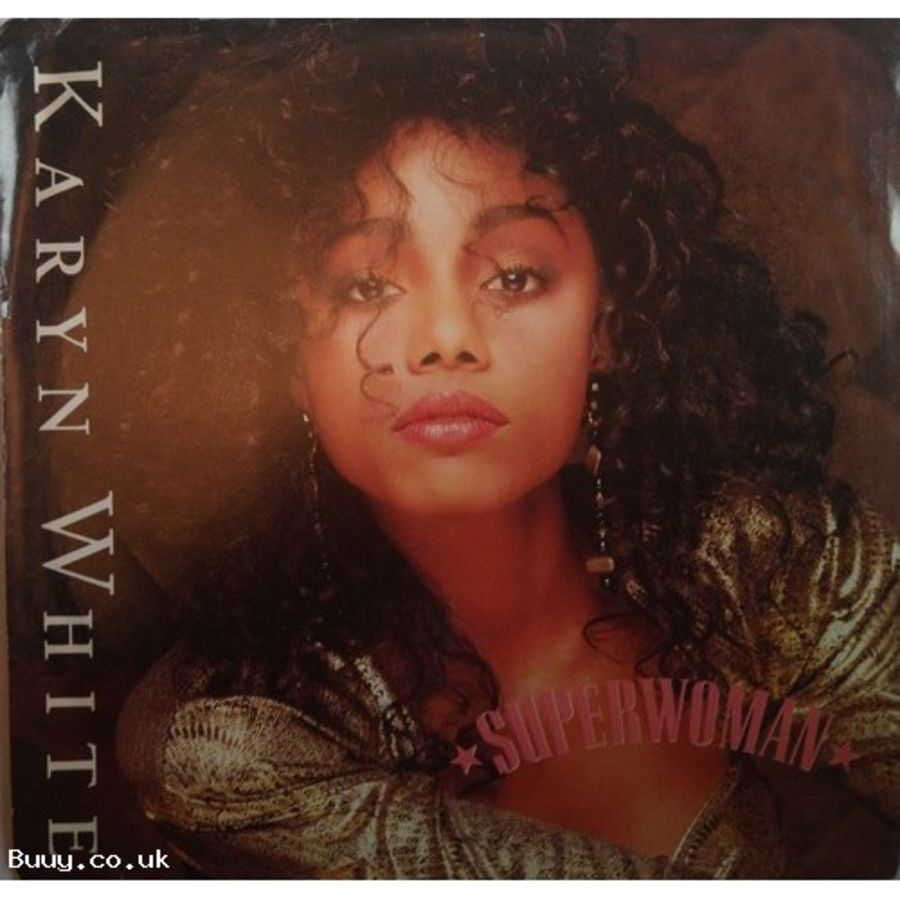 Karyn White - Superwoman - Vinyl Record 7