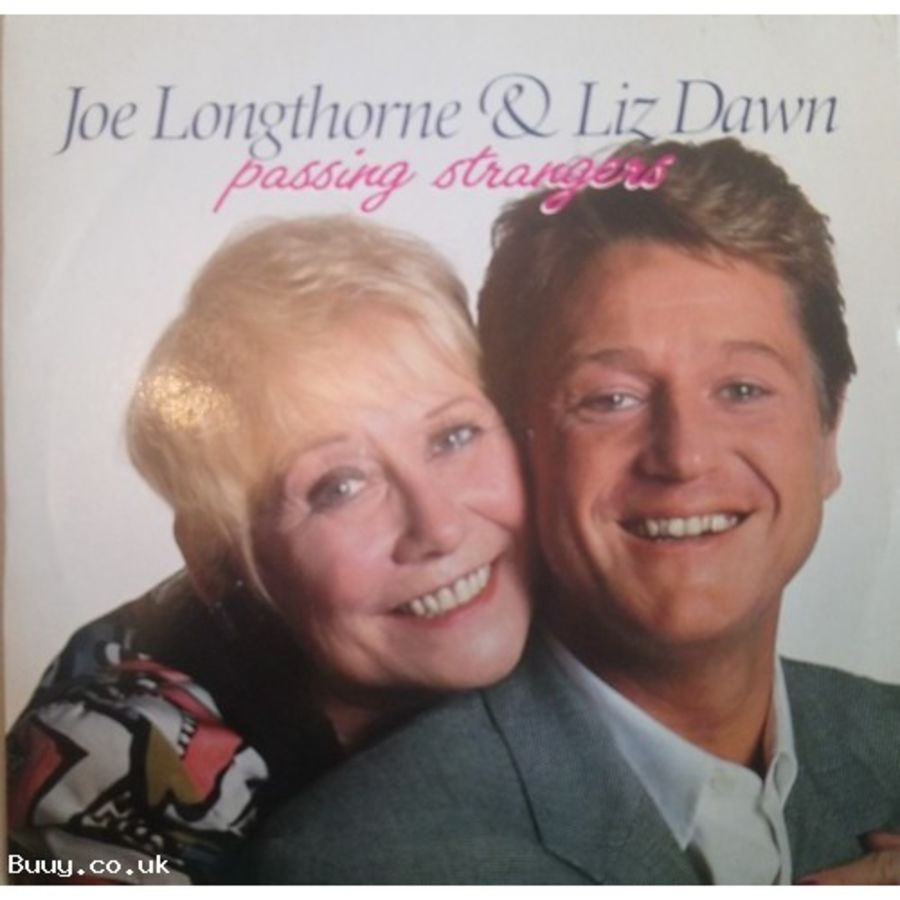 Joe Longthorne / Liz Dawn - Passing Strangers - Vinyl Record 7