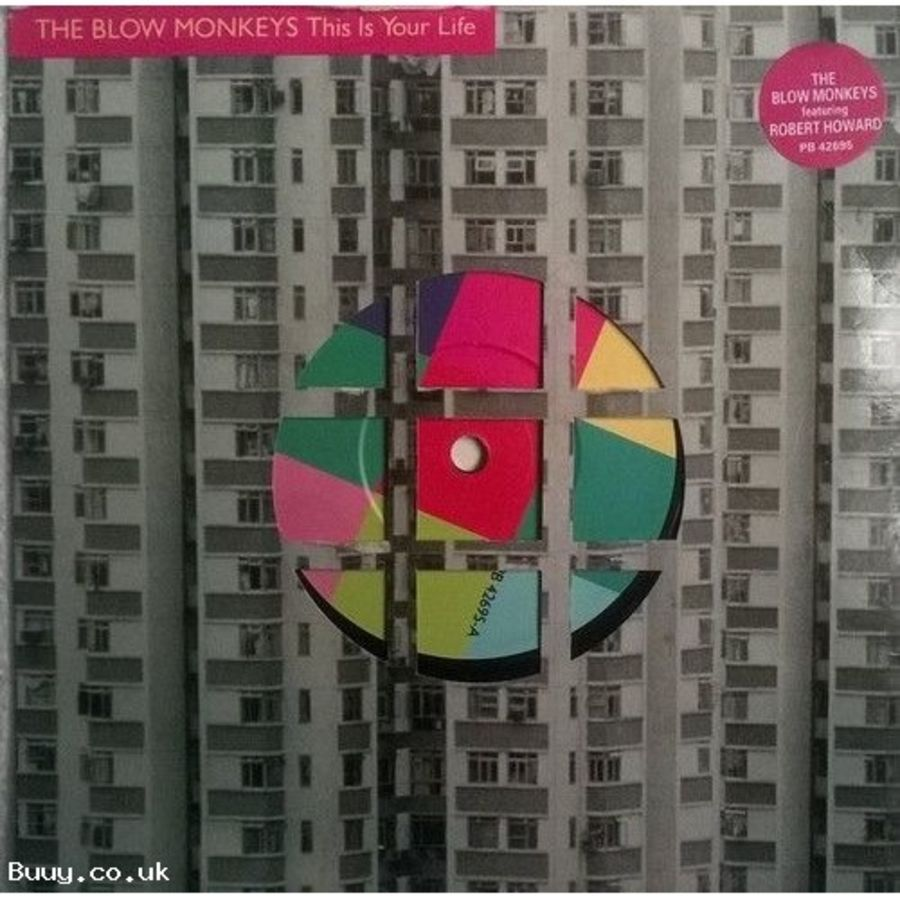 The Blow Monkeys - This Is Your Life - 7