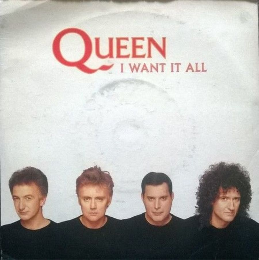 Queen - I Want It All - Vinyl Record 7