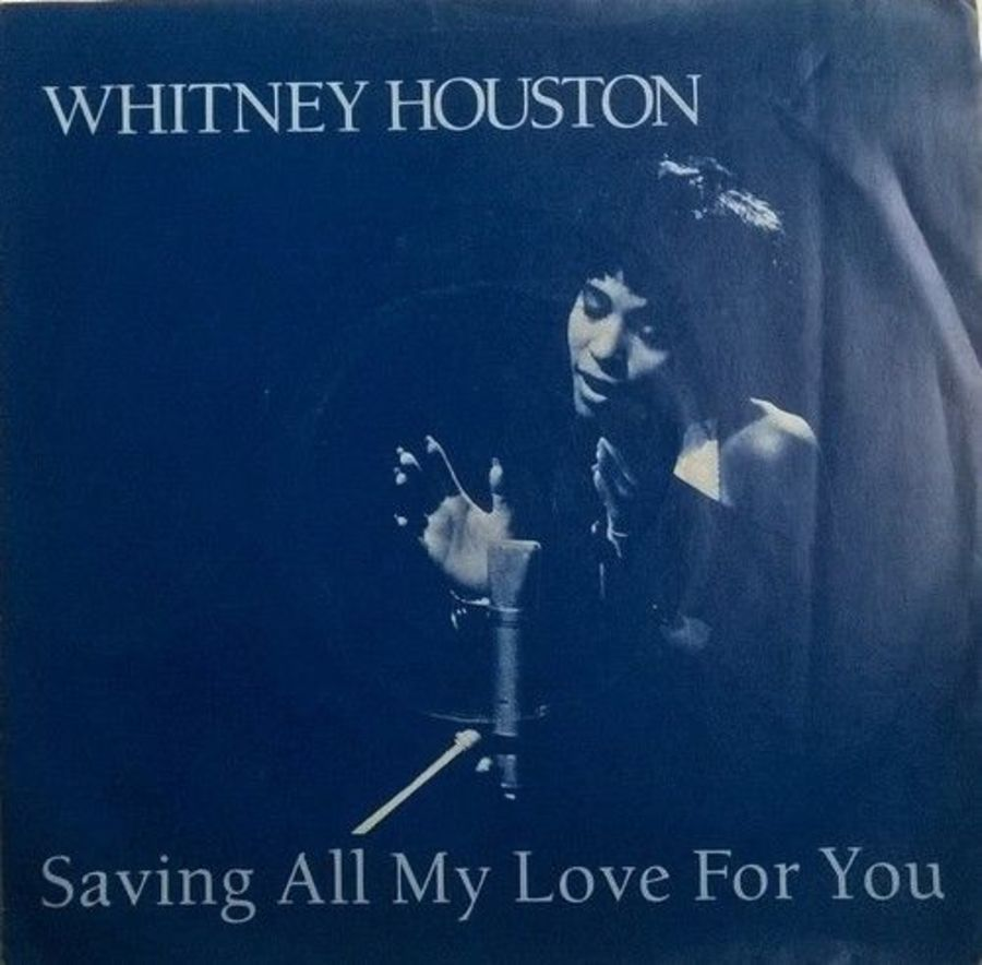 Whitney Houston - Saving All My Love For You - 7