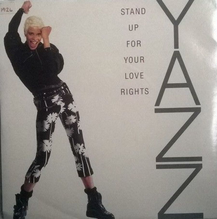 Yazz - Stand Up For Your Love Rights - 7