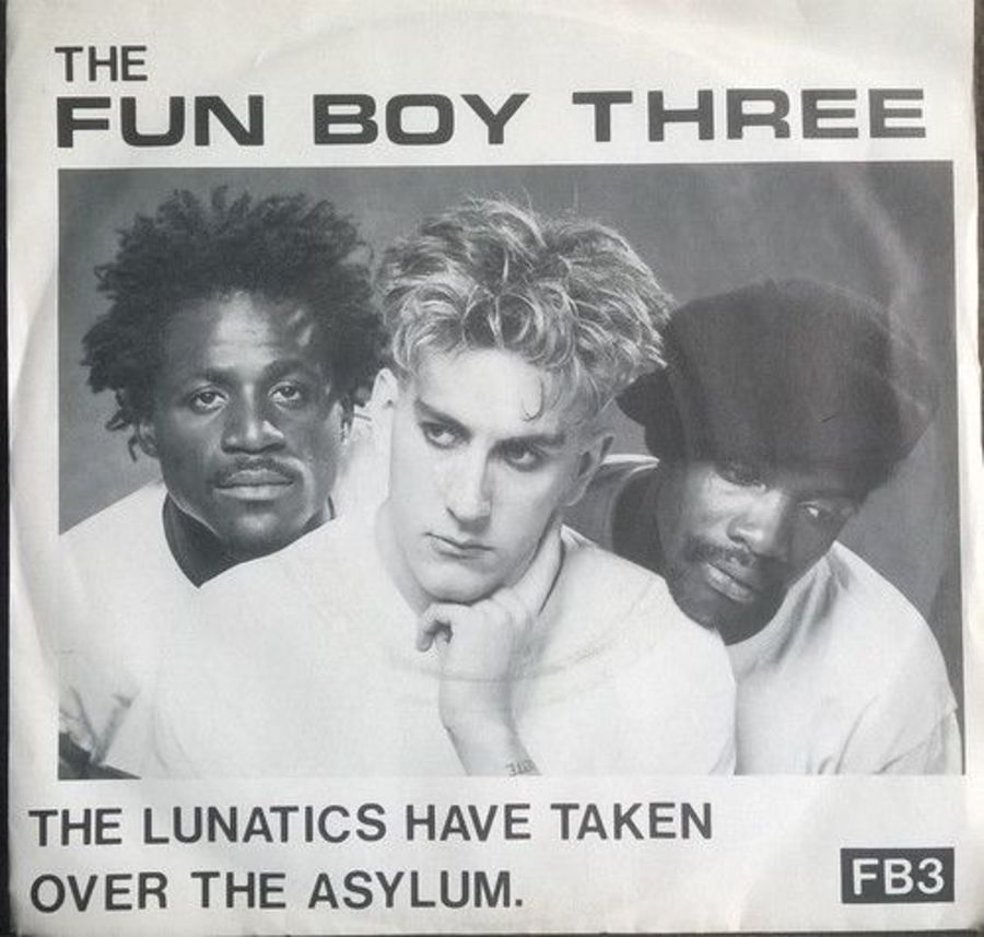 Fun Boy Three - The Lunatics Have Taken Over The Asylum - Vinyl Record 7