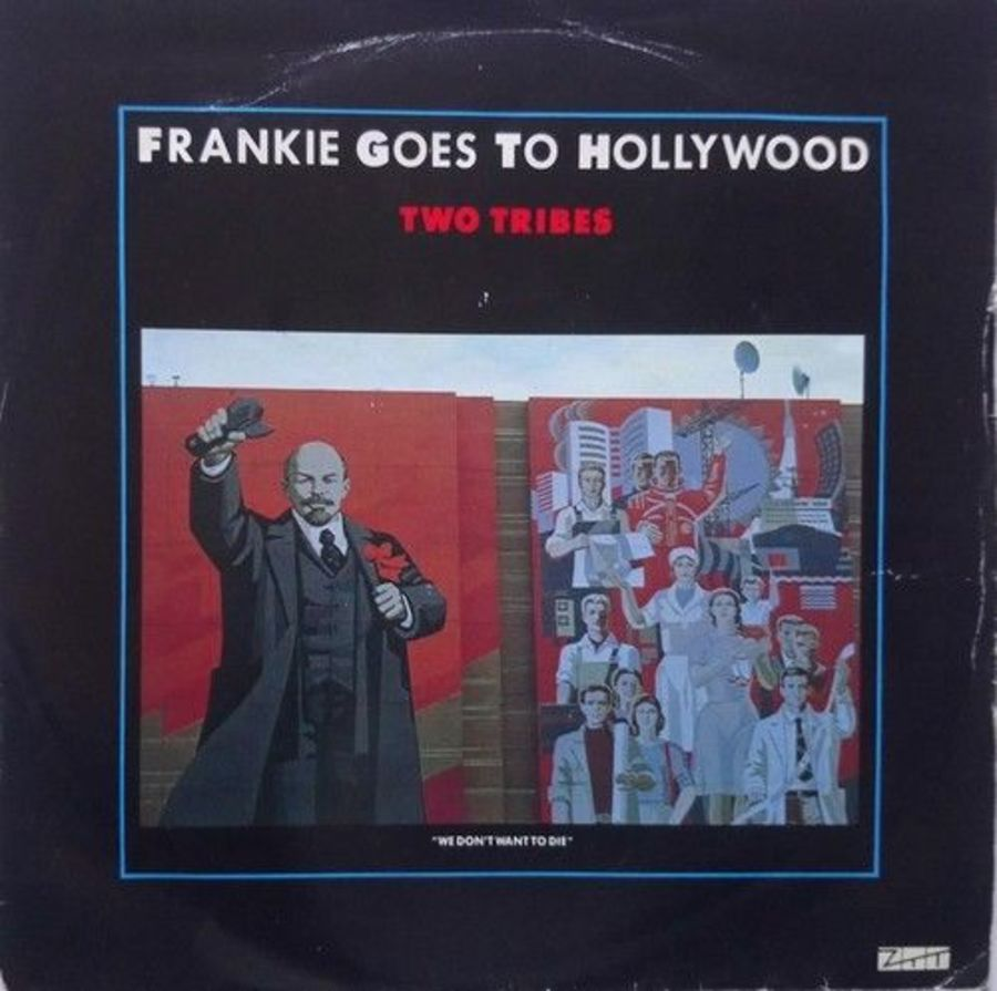 Frankie Goes To Hollywood - Two Tribes - Vinyl Record 7