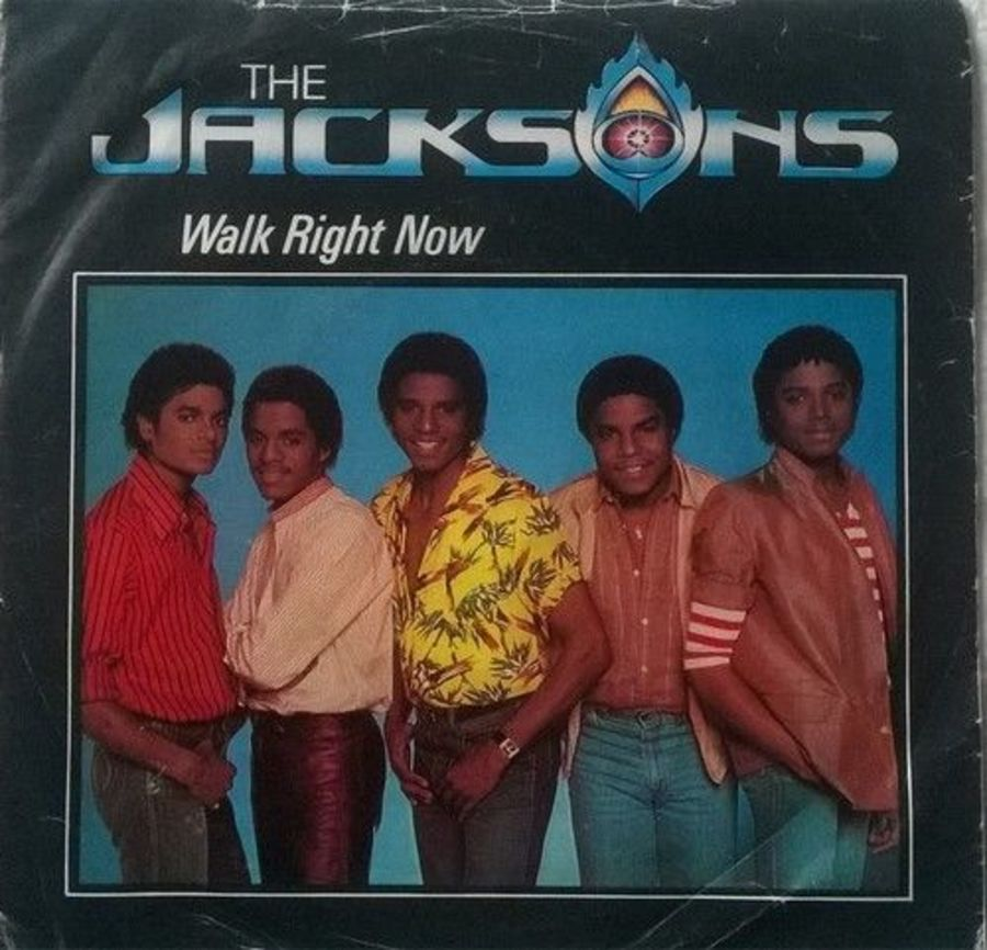 The Jacksons - Walk Right Now - 7