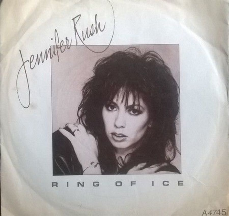 Jennifer Rush - Ring Of Ice - Vinyl Record 7