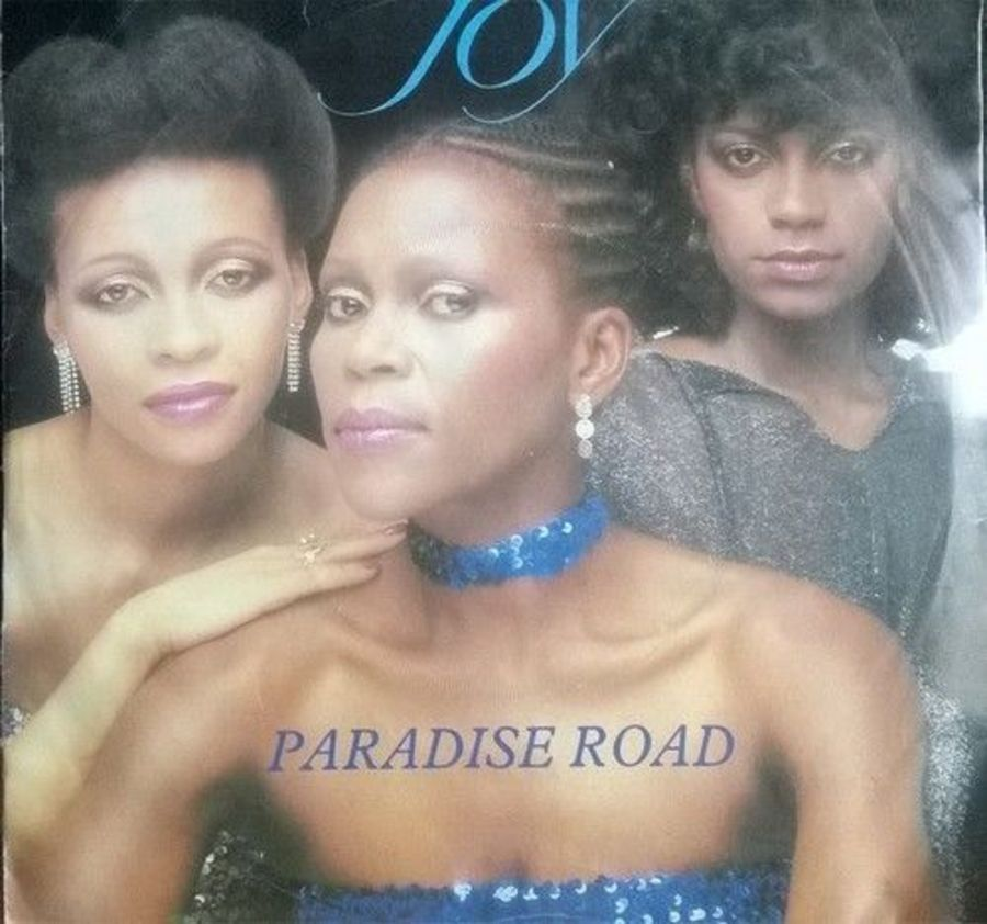 Joy - Paradise Road - Vinyl Record 7