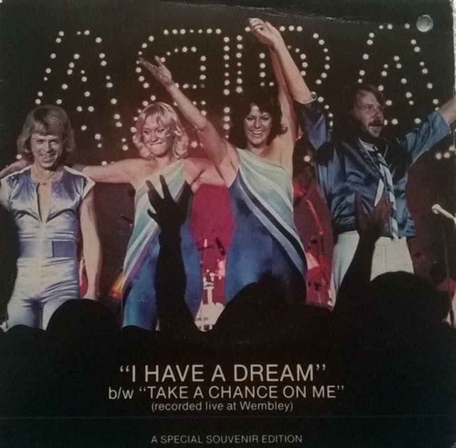 Abba- I Have A Dream - 7
