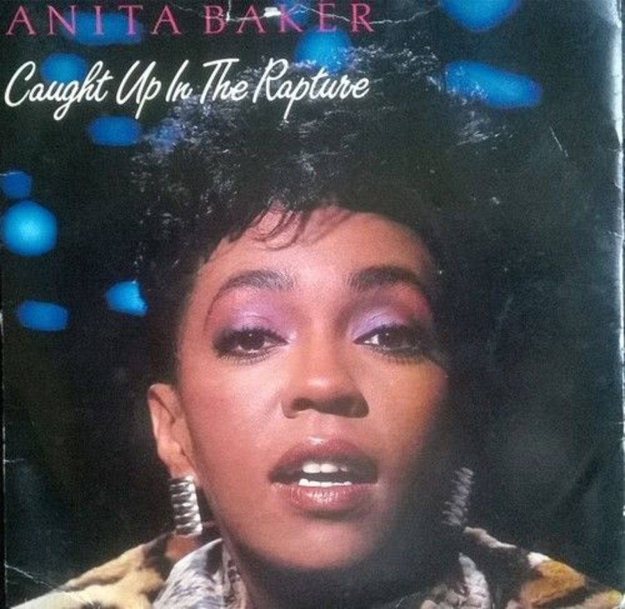 Anita Baker - Caught Up In The Rapture - Vinyl Record 7