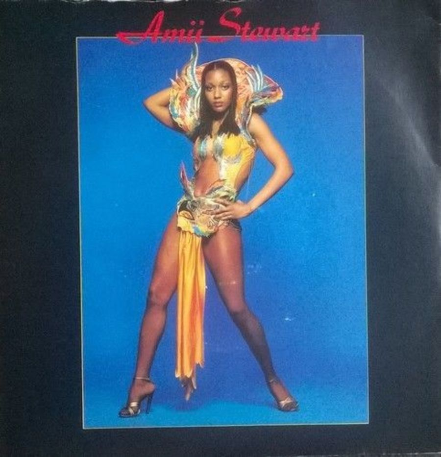 Amii Stewart - The Letter - Vinyl Record 7
