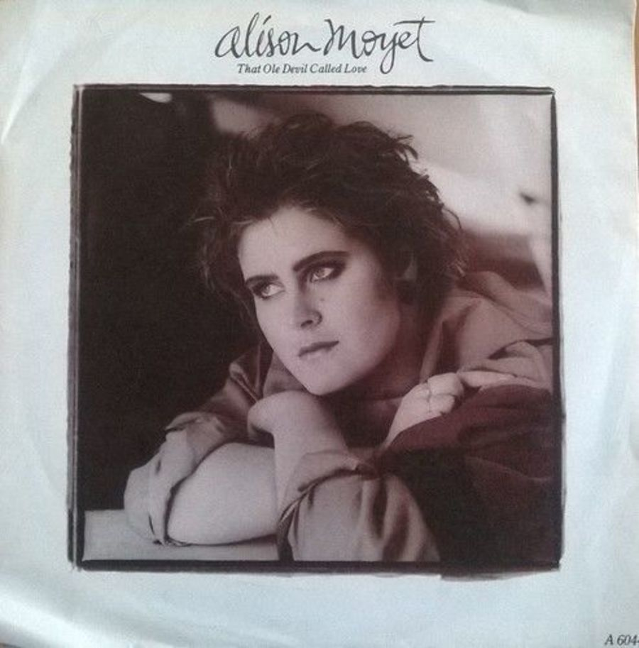 Alison Moyet - That Ole Devil Called Love - 7